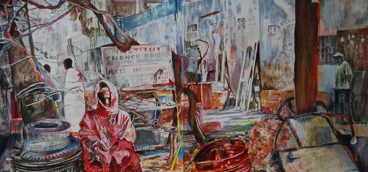 Dr. Fritz Seydel über die Bilderserie Afrika für Baden Baden