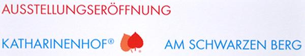 """Ausstellung """"Gegenbilder"""" im Katharinenhof – Stade – 30.05.2014 – 19.00 Uhr"""