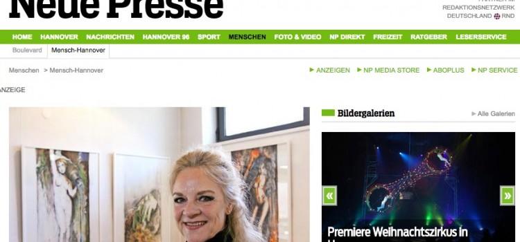 Susanne Riemann – Berühmte Schwester, beeindruckende Bilder – NP – Neue Presse